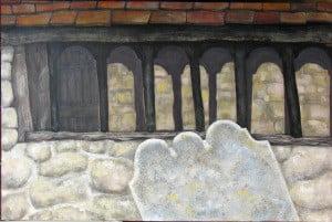 Romney Marsh Churches detail