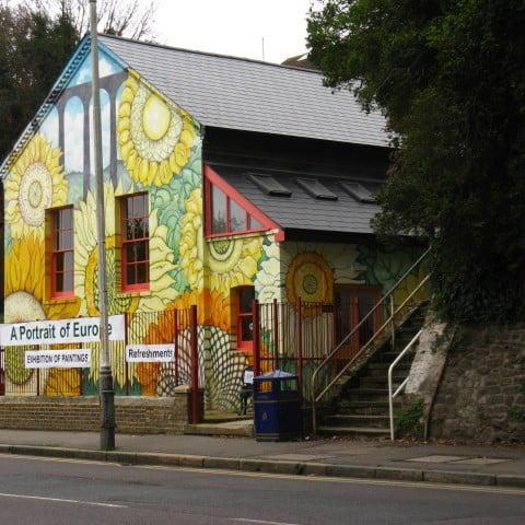 The Sunflower House