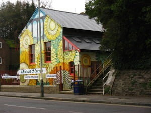 Sunflower House.Folkestone